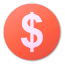 currency_dollar red