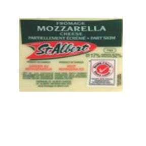 part.skimmed Mozzarella